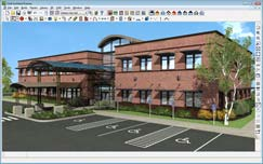 Home Architecture Design Software on Commercial Building Designs Including Retail  Mixed Use  Specialty