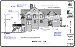Cross Section & Elevations