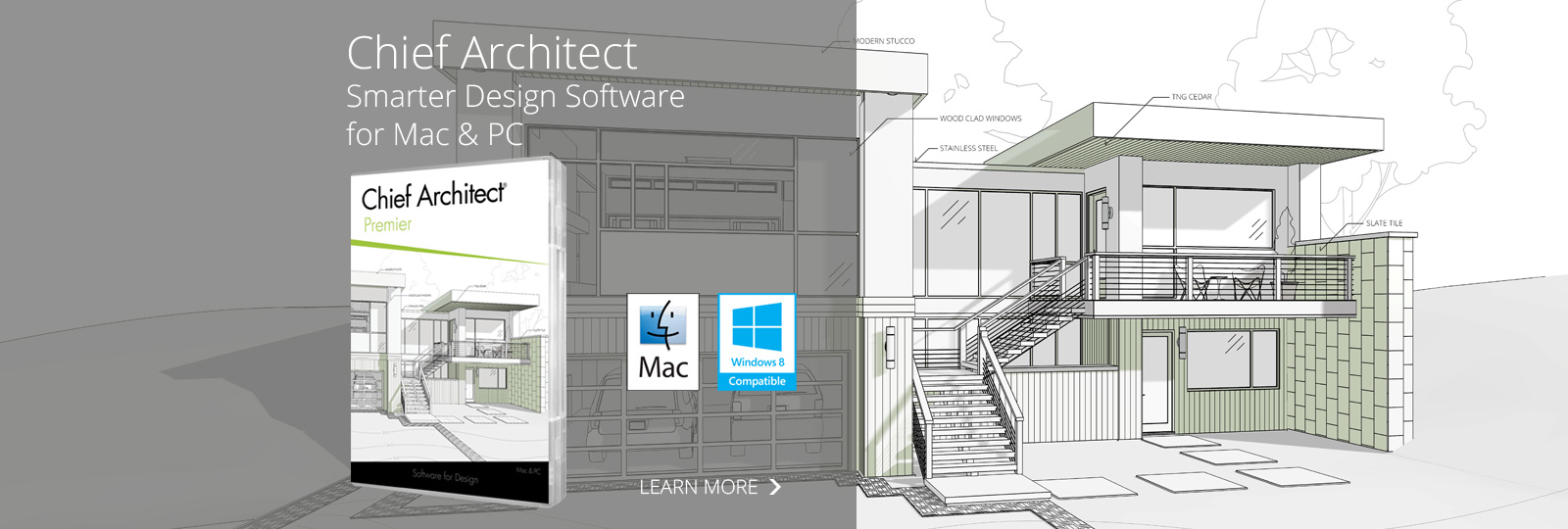 Architectural home design software by chief architect 3d home builder software