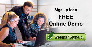 Sign up for a Free Webinar