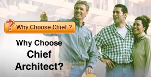 Why Choose Chief Architect?
