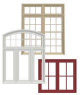 Sample windows