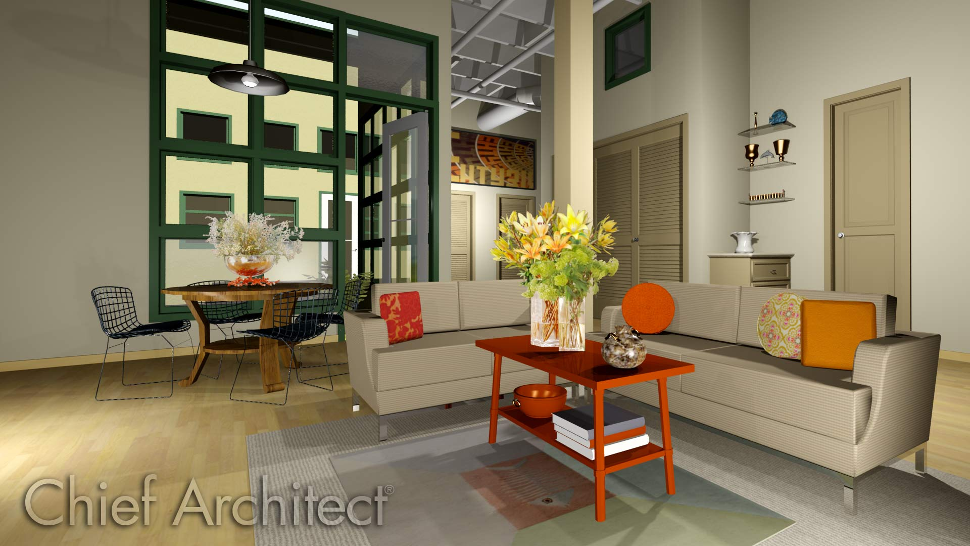 Chief Architect Examples | 3D Home Architect Design Deluxe
