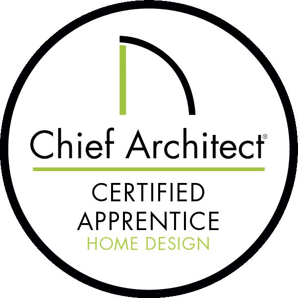 Chief Architect Certified Apprentice, Home Design