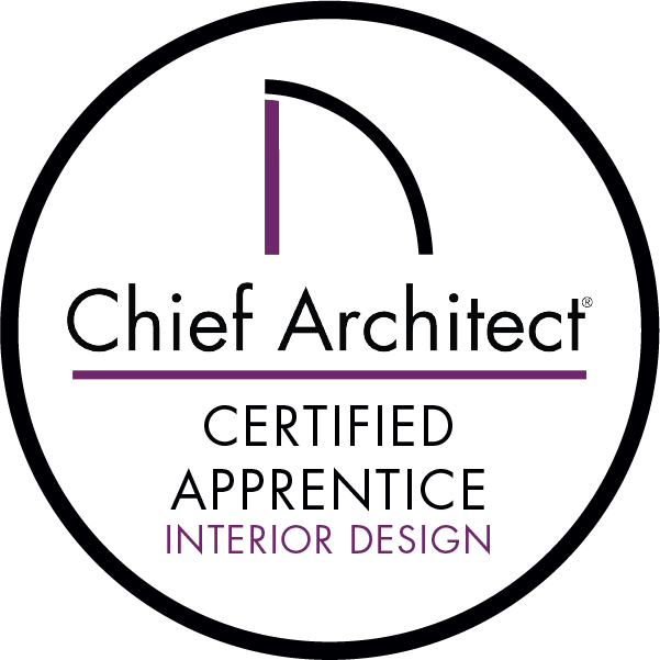 Chief Architect Certified Apprentice, Interior Design