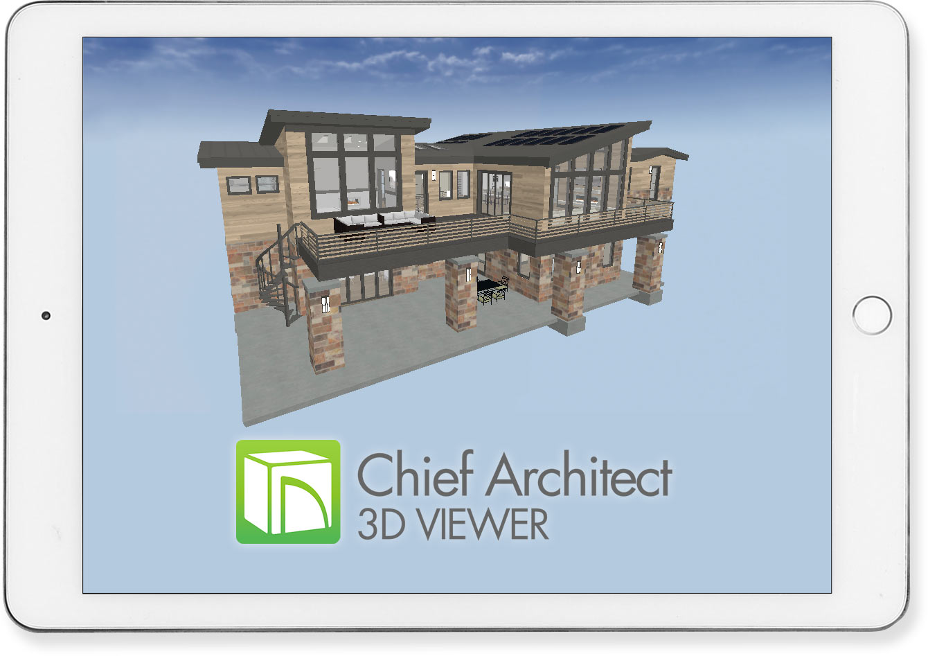 Bachelor View 3D Viewer model.