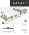 Chief Architect Fine Homebuilding California House Ad