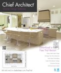 Chief Architect Kitchen & Bath Software Ad