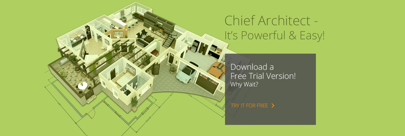 Architectural home design software by chief architect for Home architect design software free download