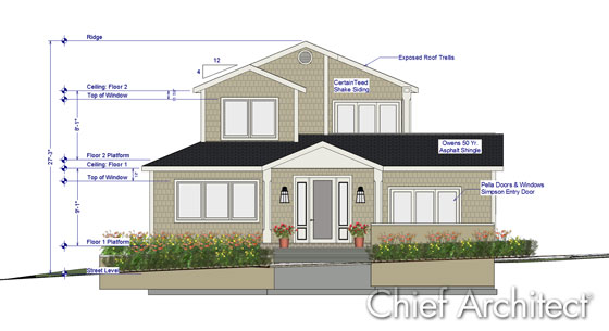 cottage beach elevation camera view - Home Design Articles