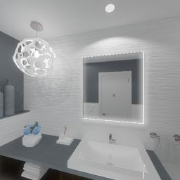 Small Bath design by Tanya Woods.