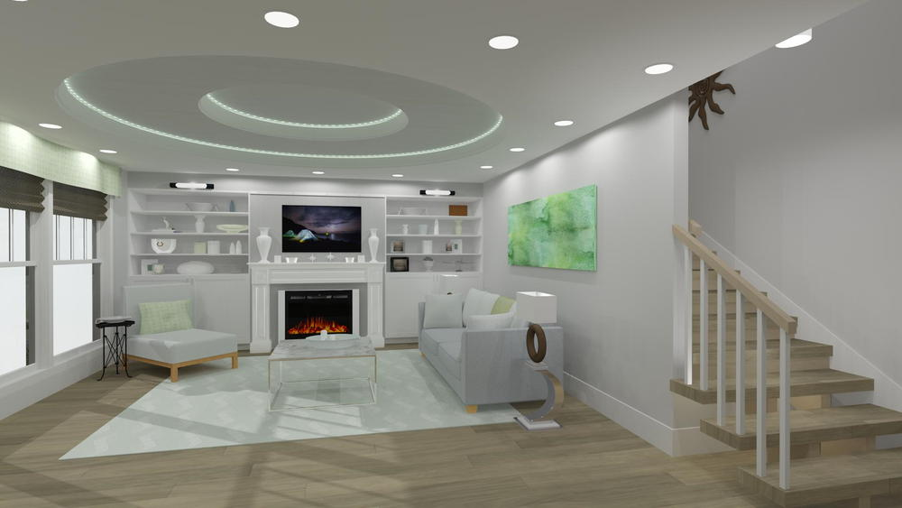 Chief Architect Trey Ceiling Tool to create custom ceilings