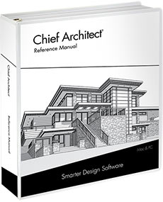 Chief Architect Reference Manual