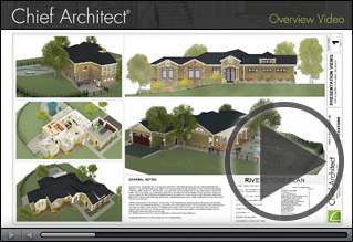 Beautiful Chief Architect Premier Overview Video