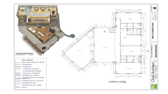 2: Floorplan - 2nd Floor