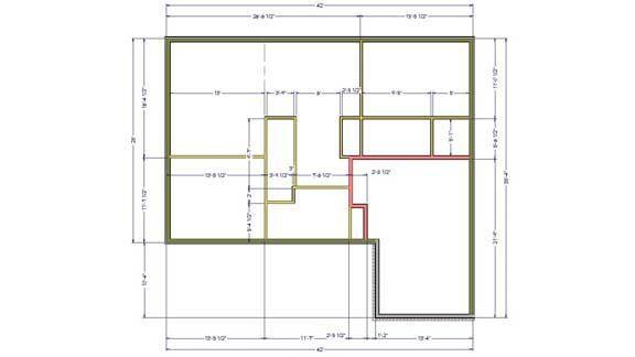 Part 3: Placing Interior Walls