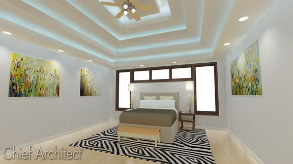 15: Ceiling Options for a Master Bedroom