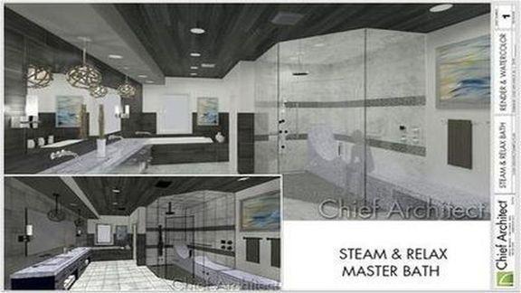 Steam & Relax Bath