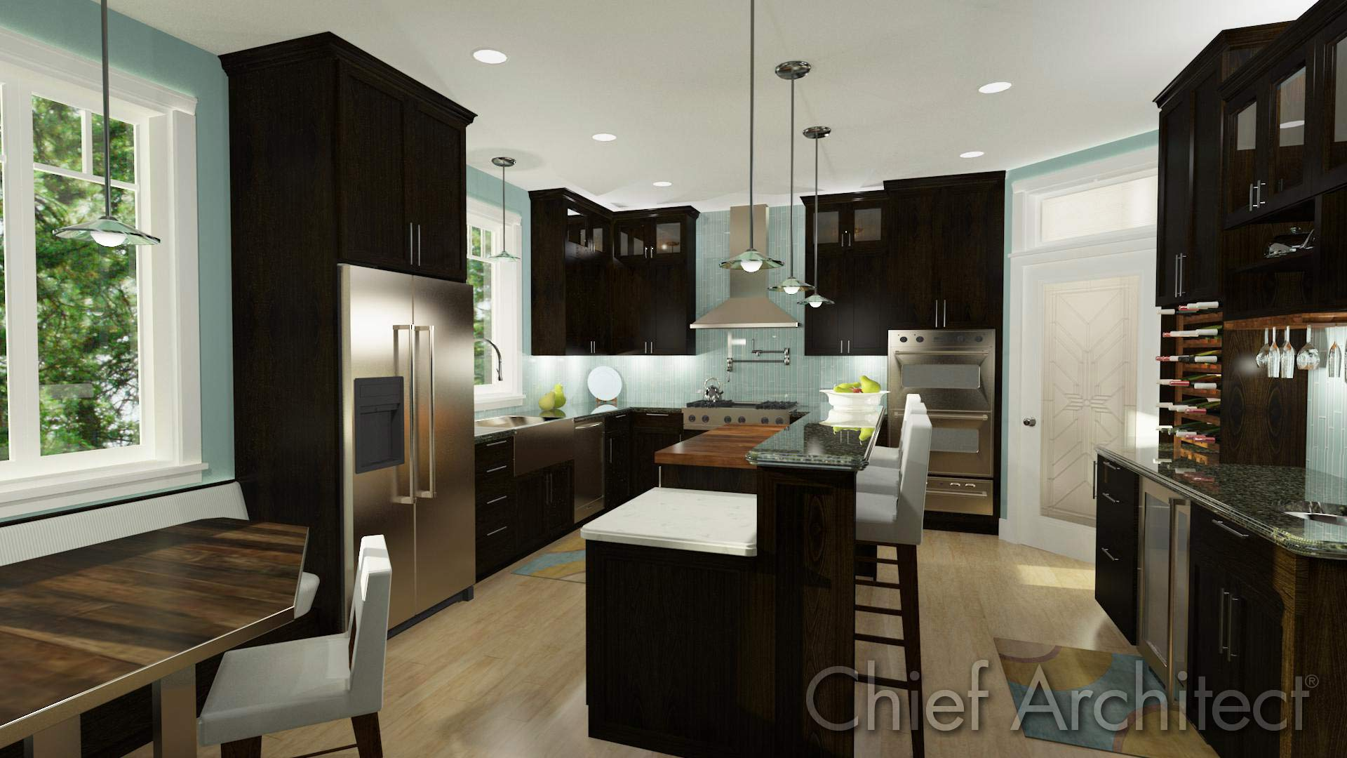 Chief Architect Home Design Software - Sample Gallery