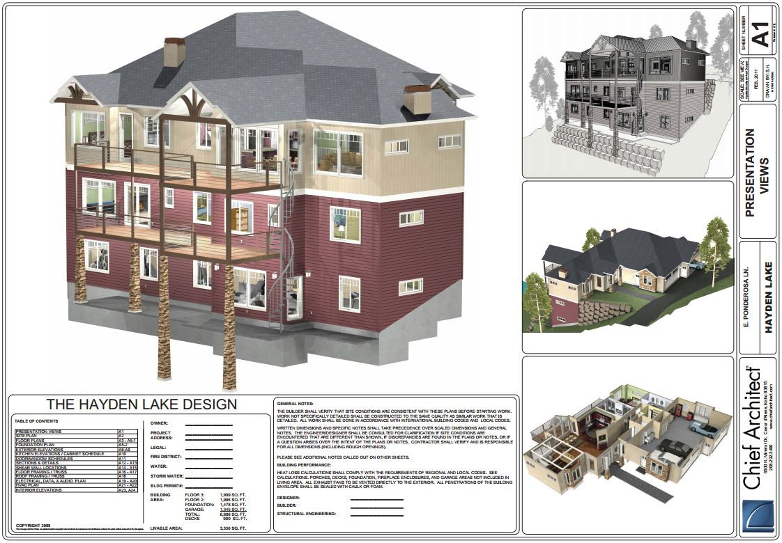 Chief architect shed plan for Chief architect house plans
