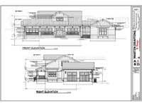 AIBD 1st Place<br>Working Drawings<br>- Martin Drafting &amp; Design