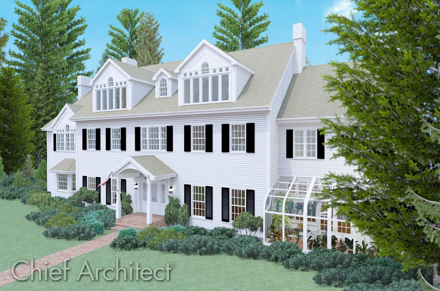 chief architect home design - photo #42