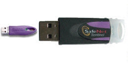 Sentinel USB Hardware Locks