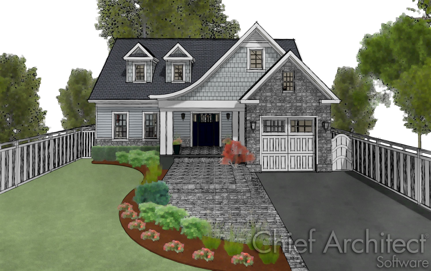 Remodel Floor Plan Software Chief Architect Home Design Software Samples Gallery