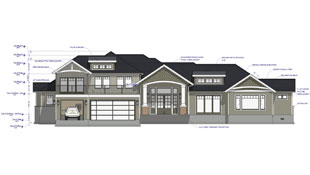 Custom Spec Home project to be built for House for Homes, LLC. in Coeur d'Alene and whose profits will benefit the charitable foundation, St. Vincent de Paul, focusing on local housing needs.