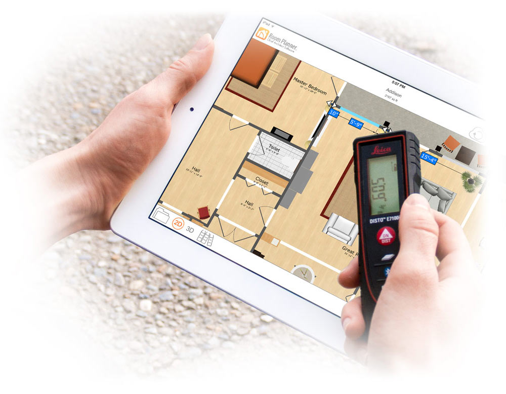 room planner ipad home design app by chief architect planner home